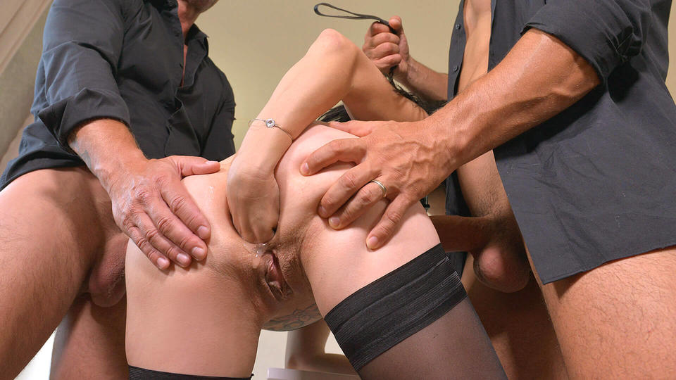 Double Dick Humiliation