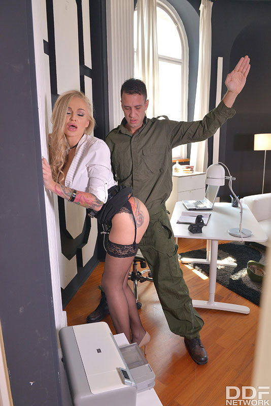 Tied Up and Spanked Hard #5