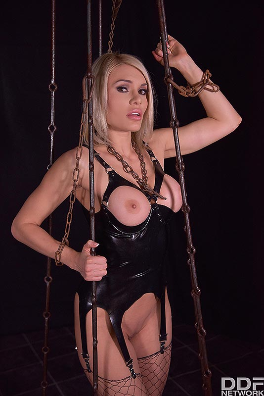 Latex Lover in Chains #1