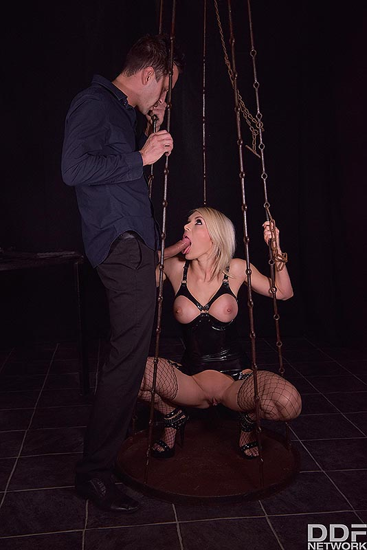 Latex Lover in Chains #5