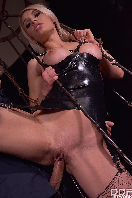 Latex Lover in Chains #10
