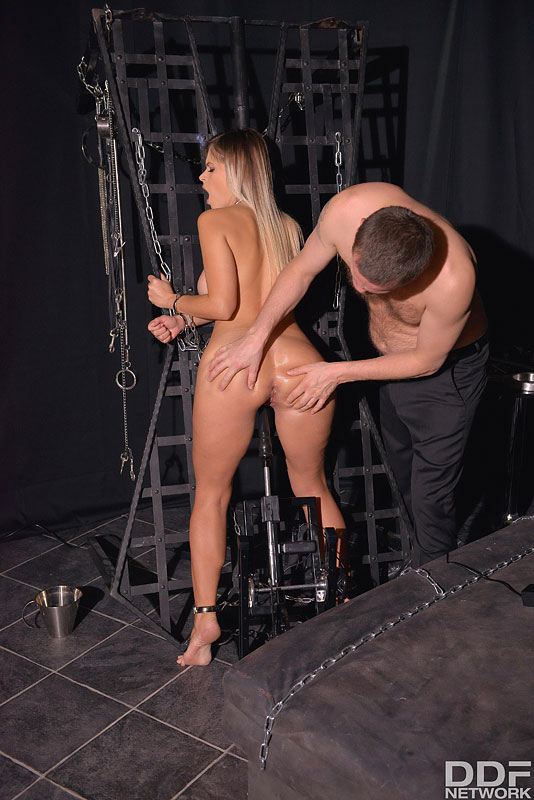 BDSM Chamber of Chains #2