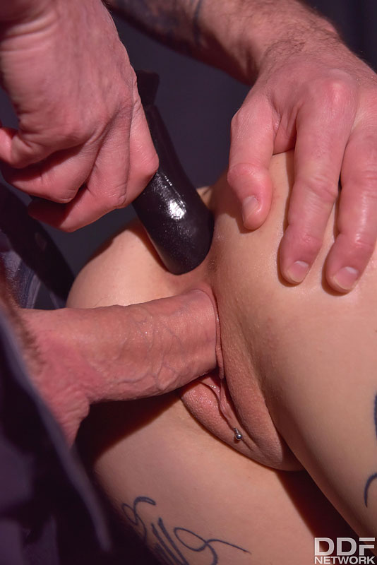 Anal Double Cramming #12