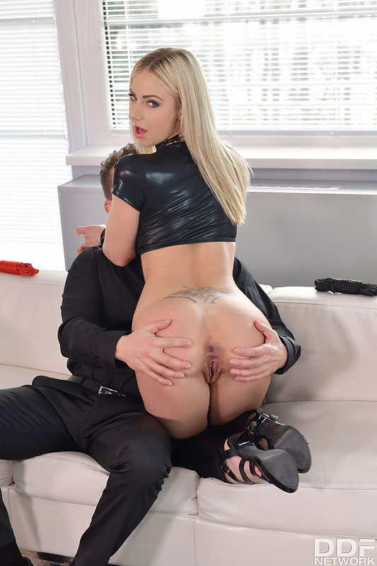 Intensive Anal Dick Insertion #5