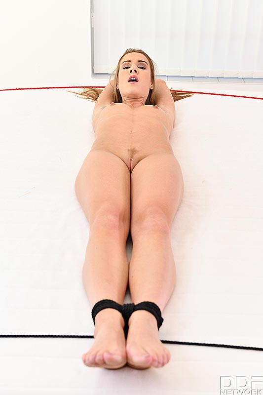 Teen Tied Up and Fucked #1