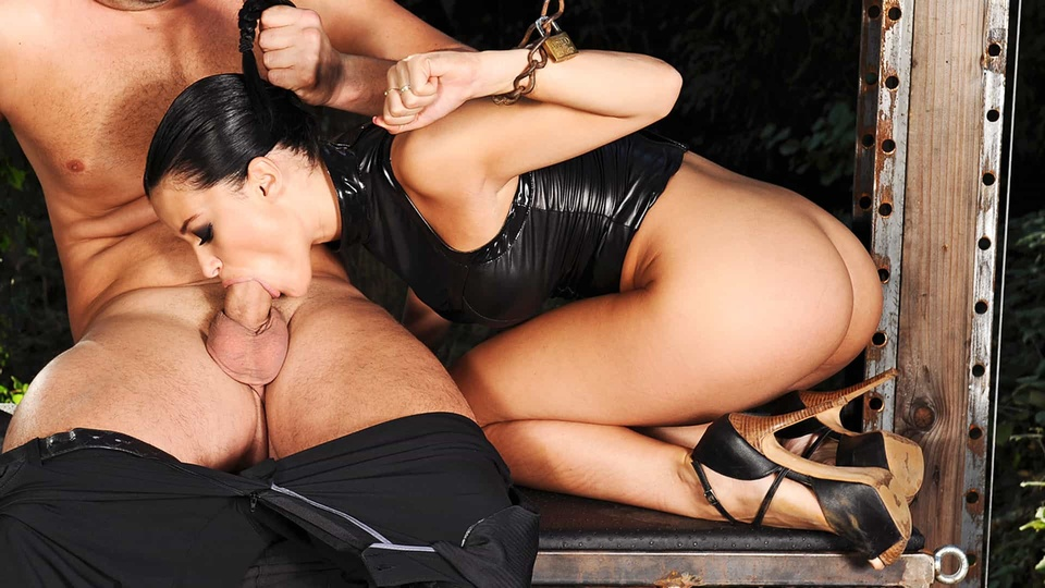 Caged For Their Pleasure!